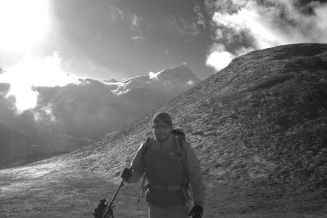 Cho La Pass en los Annapurnas. Nepal. Uno de los más bellos treks del mundo.