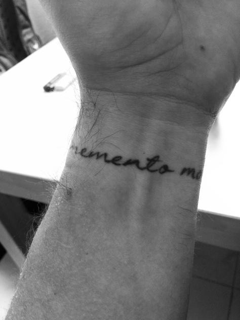 Memento Mori por siempre...